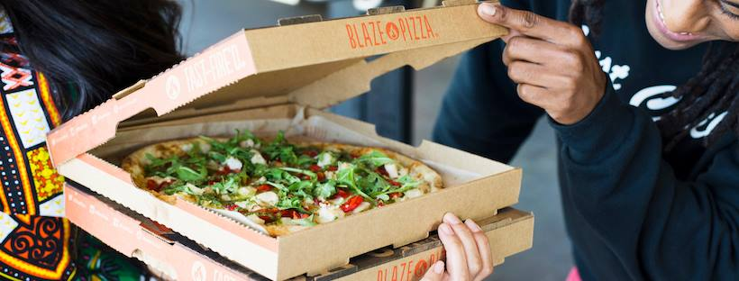 Blaze Pizza - Multiple Locations