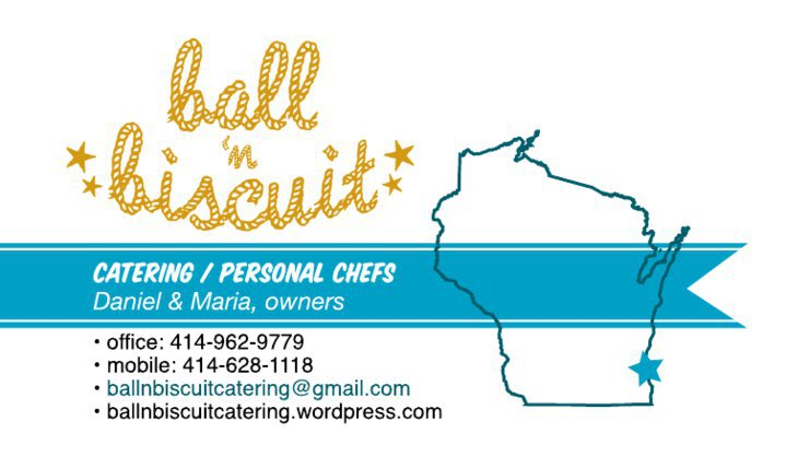 Ball 'n Biscuit Catering