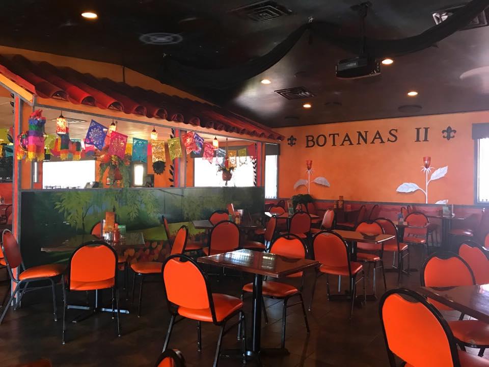 Botanas II