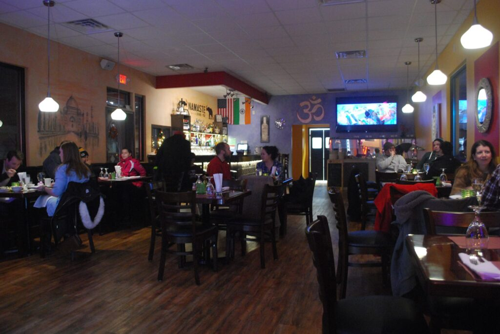 Cafe India – Multiple Locations