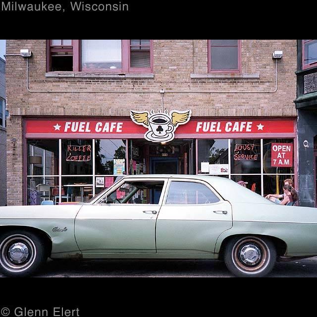 Fuel Cafe – Riverwest