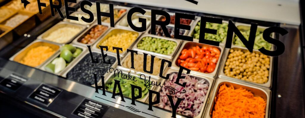 Grassroots Salad Company–Multiple Locations