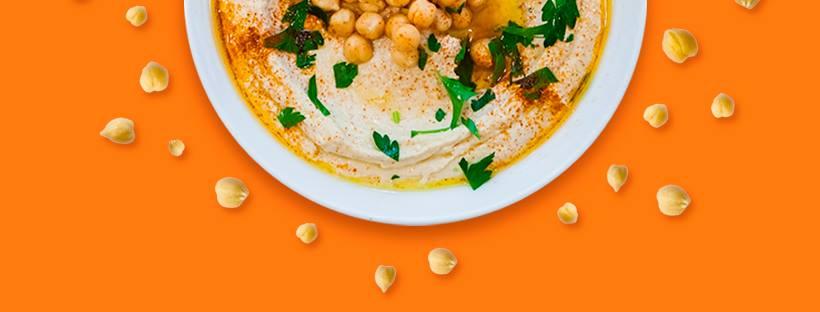 Naf Naf Middle Eastern Grill
