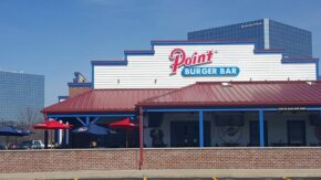 Point Burger Bar - 3 Locations