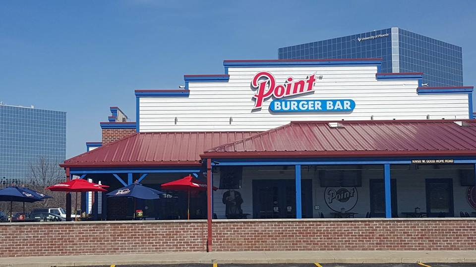 Point Burger Bar – 3 Locations