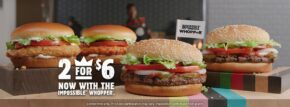 Burger King - Multiple Locations
