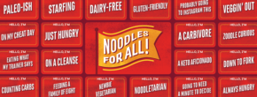 Noodles & Company - Multiple Locations