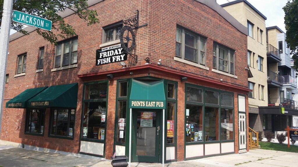 Points East Pub