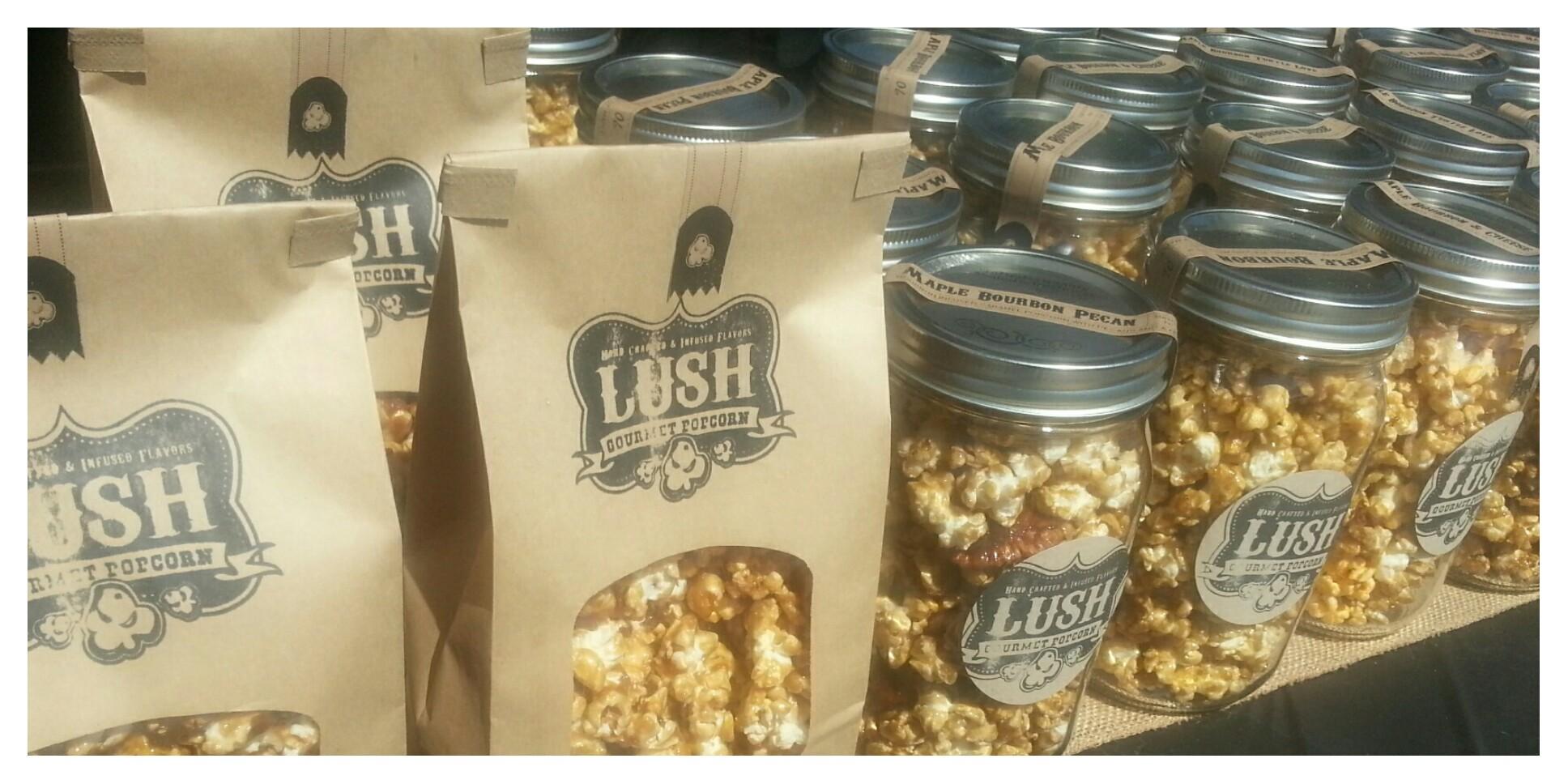 Lush Popcorn