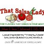 That Salsa Lady