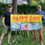 Happy Chik Chickpea Tofu