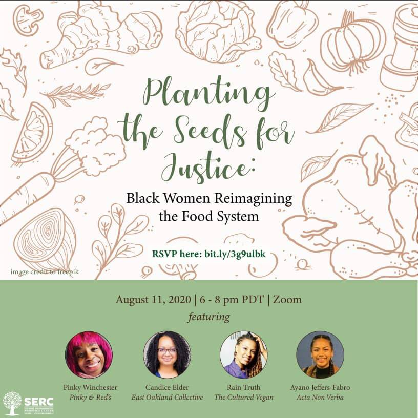Planting the Seeds for Justice: Black Women Reimagining the Food System