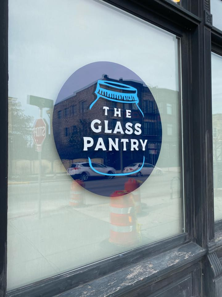 The Glass Pantry