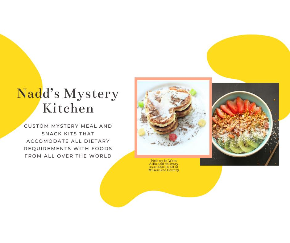 Nadd's Mystery Kitchen